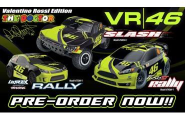 Nueva gama Traxxas Valentino Rossi Edition ya disponible en Modelspain